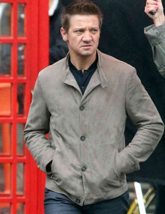 Mission Impossible 5 William Brandt Jacket