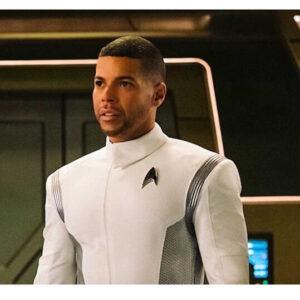 Star Trek Discovery Hugh Culber Suit