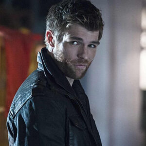 Liam Mcintyre The Flash Jacket
