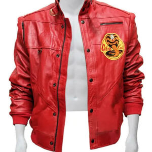 Johnny Lawrence Cobra Kai Jacket