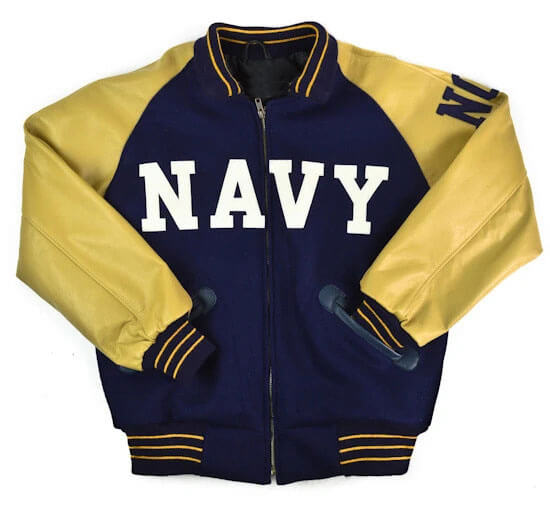 Navy 1943 Authentic Wool Jacket