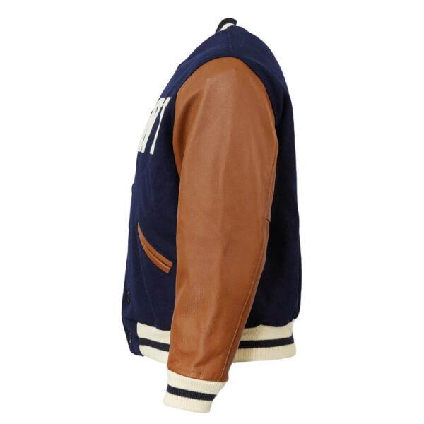 New York Black Yankees 1940 Authentic Jacket