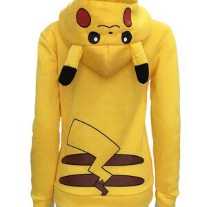 Pikachu Detective Pokemon Hoodie