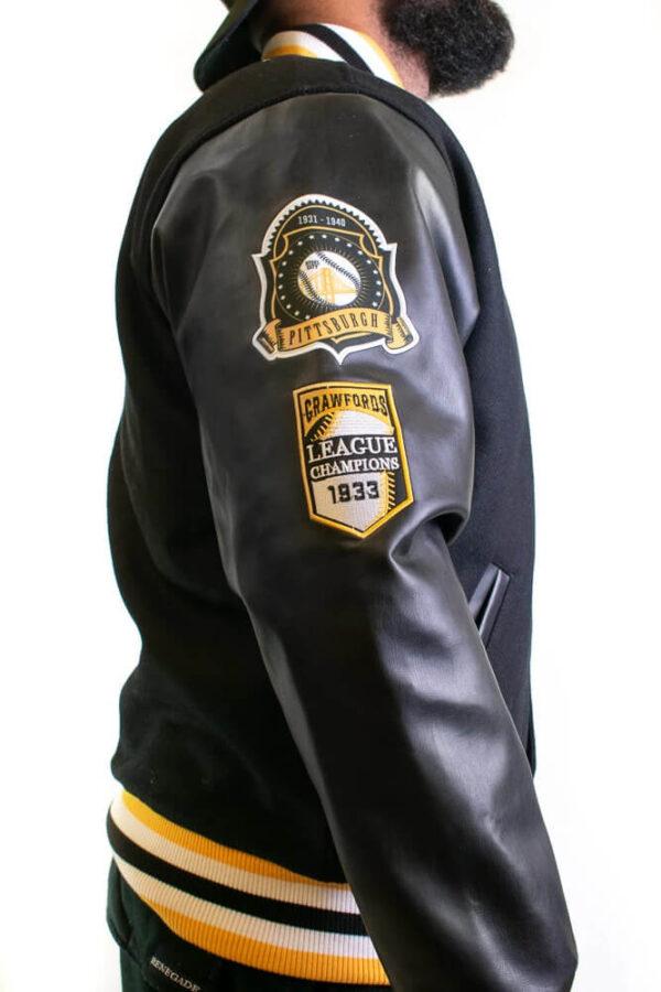 Pittsburgh Crawfords Varsity Jacket