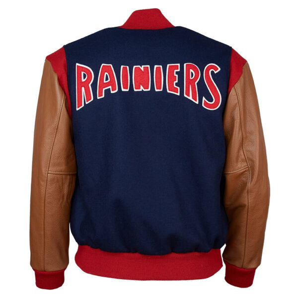 Seattle Rainier's 1941 Authentic Jacket