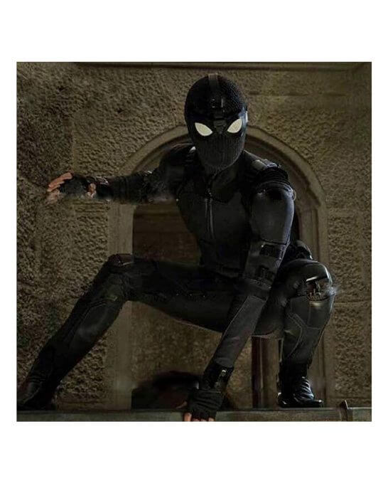 Spider Man Far From Home Peter Parker Jacket