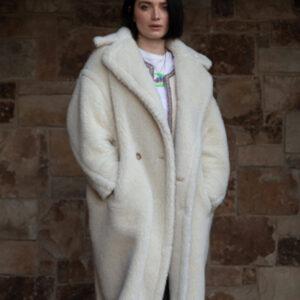 Sundance 2020 Tesla Eve Hewson Coat