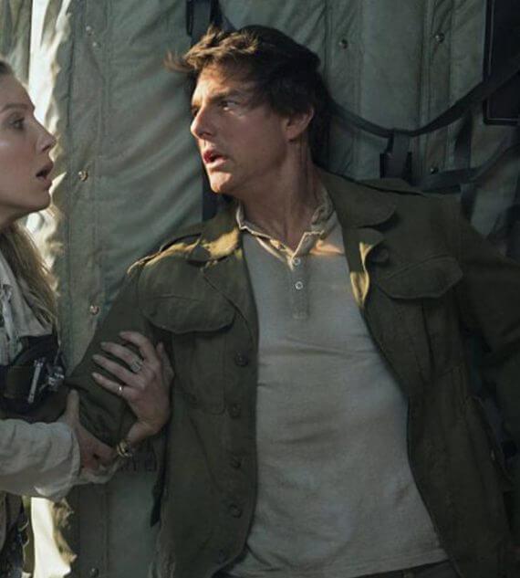 The Mummy Tom Cruise Jacket