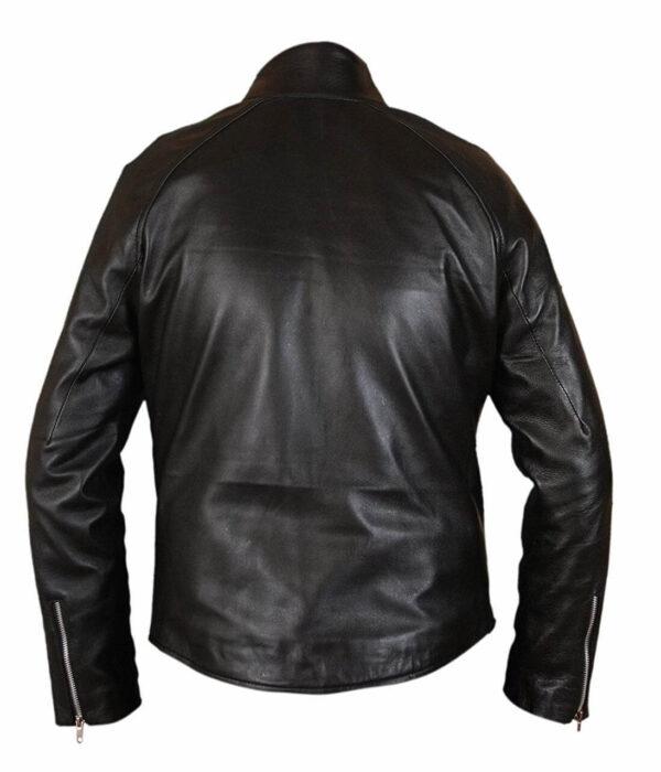 Kid's Spider-Man Genuine Leather Jacket