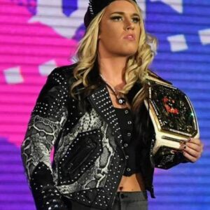 WWE Toni Storm Studded Jacket