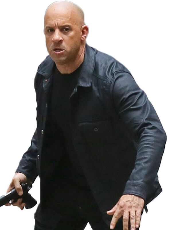 The Fate of the Furious Vin Diesel Jacket