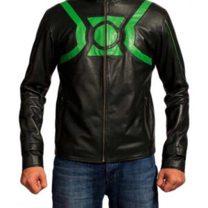 Justice League Green Lantern Jacket