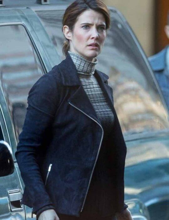 Spider-Man Far From Home Maria Hill Jacket