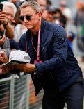 James Bond No Time To Die Blue Jacket