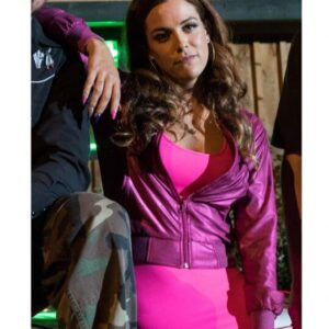 Logan Lucky Mellie Logan Jacket