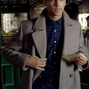 Snatch Luke Pasqualino Coat