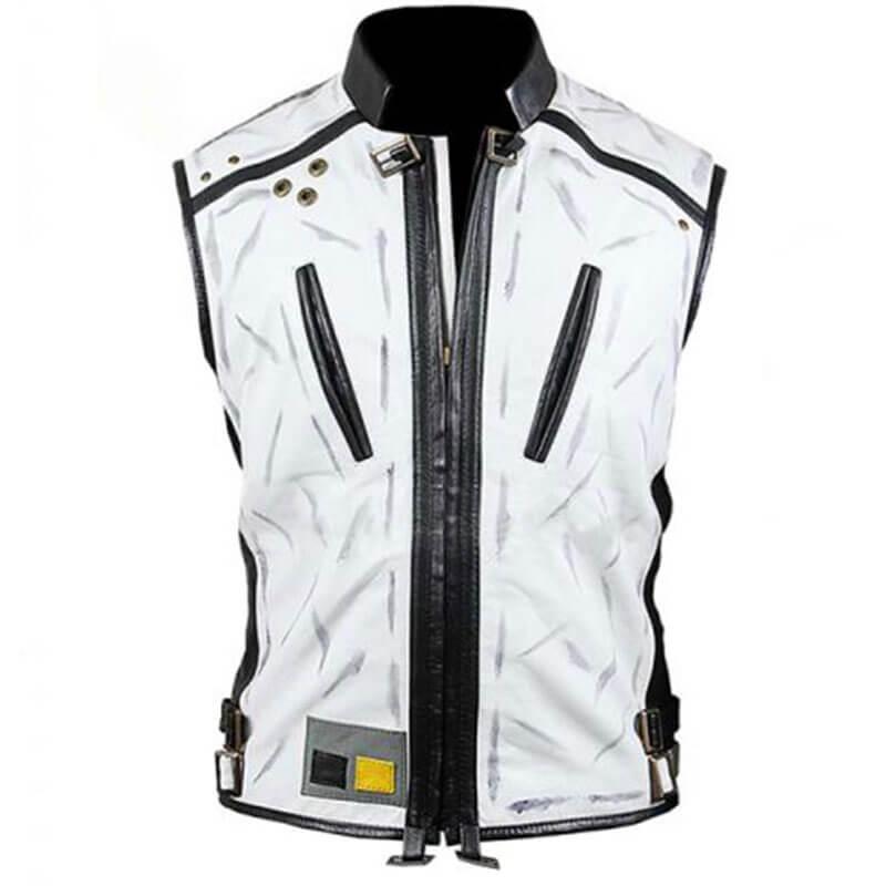 Alden Ehrenreich Solo A Star Wars Story White Vest