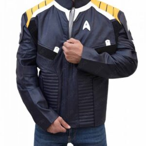 Star Trek Captain Kirk Beyond Jacket