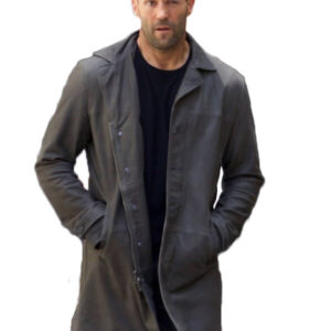 The Fate of the Furious Jason Statham Coat