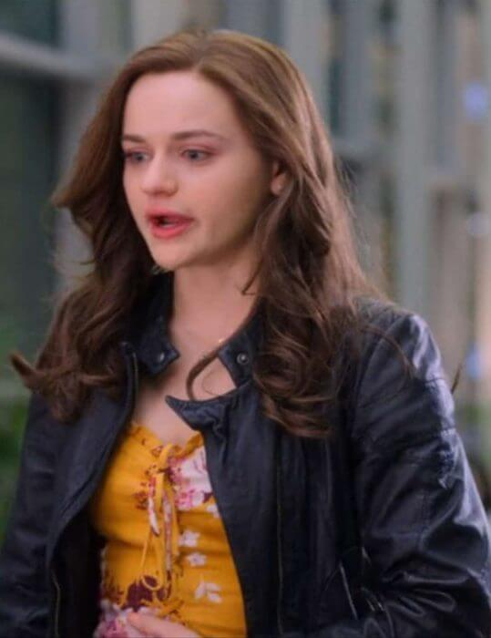 The Kissing Booth 2 Shelly Elle Evans Jacket