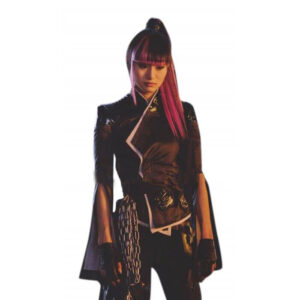 Deadpool 2 Yukio Leather Coat