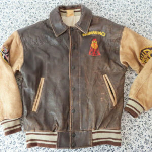Animaniacs Jim Cummings Warner Bros Leather Jacket