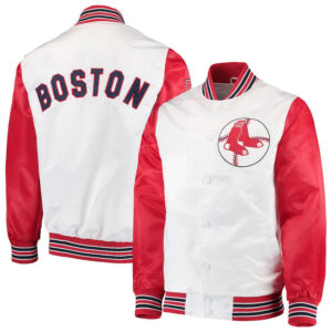 Boston Red Sox The Legend Satin Jacket