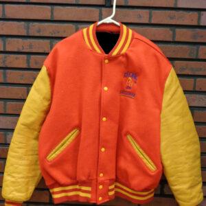 Kronk Boxing Team Varsity Jacket