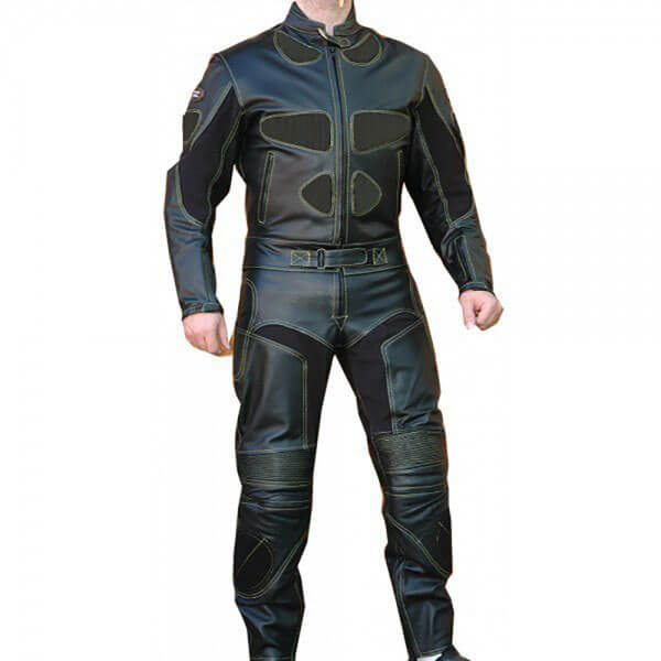 Mickey Motorcycle Sports Racing Leather Suit