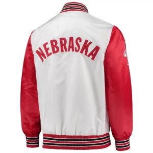 Nebraska Cornhuskers The Legend Cotton Jacket