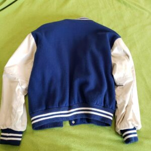 SEGA Sonic The Hedgehog Game Varsity Wool Jacket