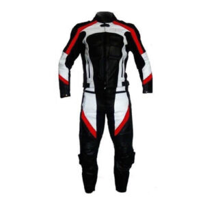 Trooper Motorcycle Leather Racing Suit