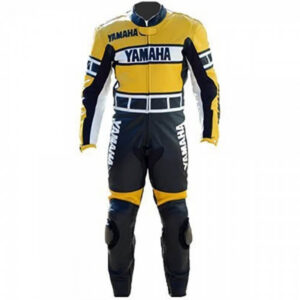 Yamaha Motorcycle Racing Leather Suit