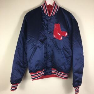 Vintage Boston Red Sox Satin baseball Jacket