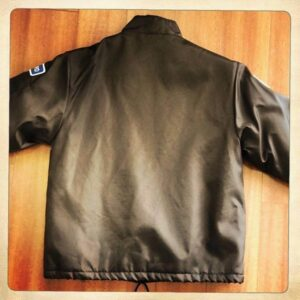 Dark Brown Vintage Ford Mustang Cobra Shelby Jacket