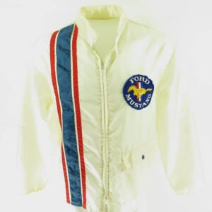 Vintage Ford Mustang Cobra Shelby Jacket