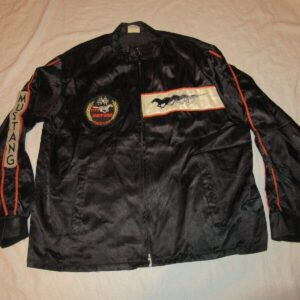 Vintage Ford Mustang Indy 500 Pace Car Racing Jacket