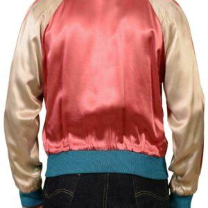 Yohji Yamamoto Satin Eminem Japan Souvenir Jacket