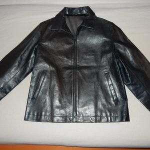 Yohji Yamamoto Y-3 Heroes Leather Biker Jacket