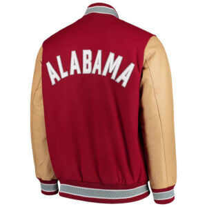 Alabama Crimson Tide Varsity Jacket