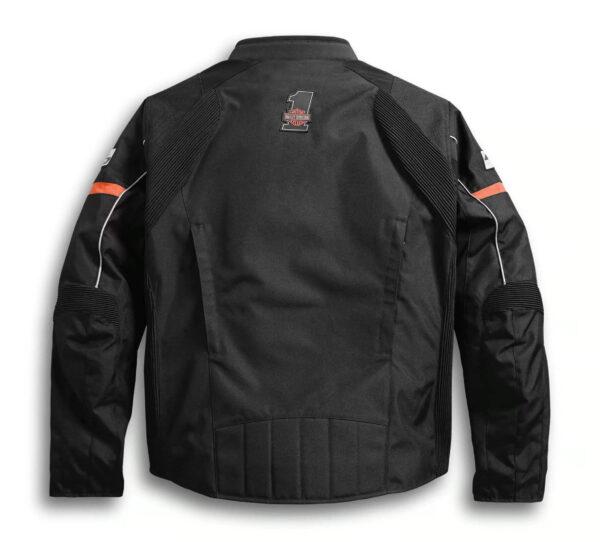 Black Harley Davidson Killian Riding Jacket