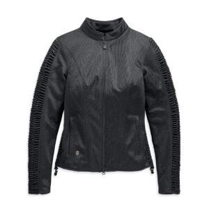 Harley Davidson Black Riding Jacket