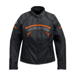 Harley Davidson Killian Riding Black Jacket