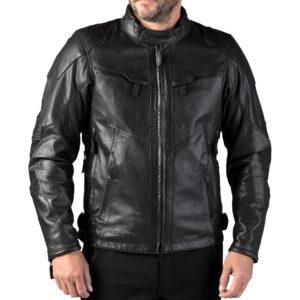 Harley Davidson Motorcycle Black Jacket