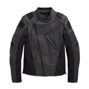 Harley Davidson Motorcycle Watt Leather Jacket