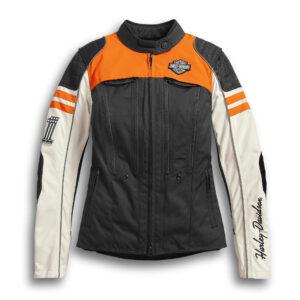 Harley Davidson Riding Color Block Jacket