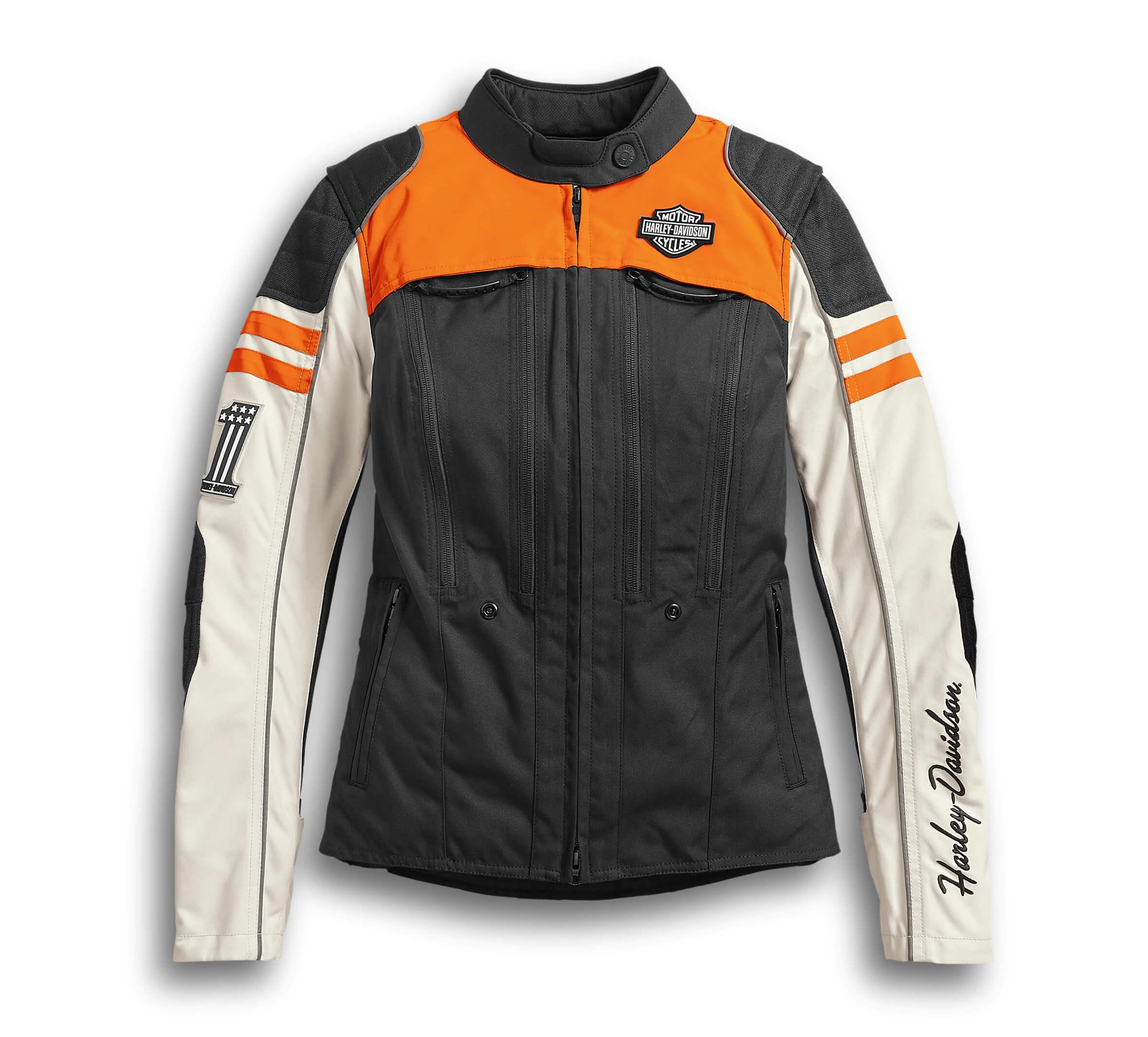 Harley Davidson Riding Leather Jacket