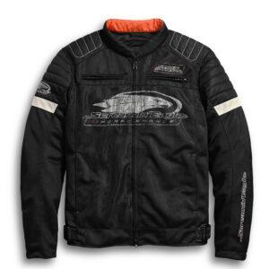 Harley Davidson Riding Screamin Eagle Jacket