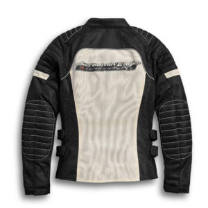 Harley Davidson Screamin Eagle Mesh Riding Jacket