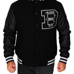 Billionaire Boys Club Varsity Black Jacket